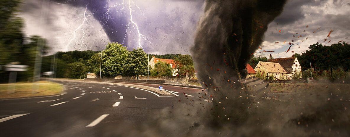 Gewitter und Unwetter